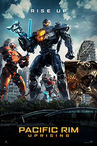 Pacific Rim Uprising (2D) (18TC) (Eng)