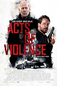 Acts of Violence (2D) (15+) (Eng)