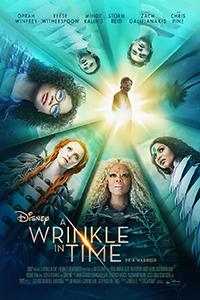 A Wrinkle in Time (2D) (PG) (Eng)
