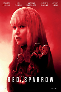 Red Sparrow (2D) (18TC) (Eng)
