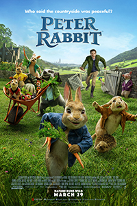 Peter Rabbit (2D) (G) (Eng)