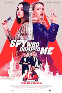 The Spy Who Dumped Me (2D) (18TC) (Eng)