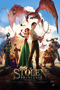 The Stolen Princess (2D) (PG) (Eng)