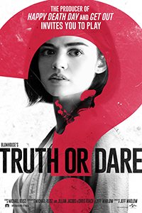 Truth or Dare (2D) (15+) (Eng)