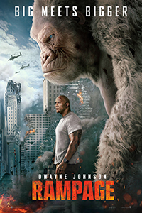 Rampage (MX4D / 3D) (PG15) (Eng)