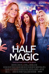 Half Magic (2D) (18TC) (Eng)