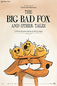 The Big Bad Fox and Other Tales (2D) (18TC) (Eng)
