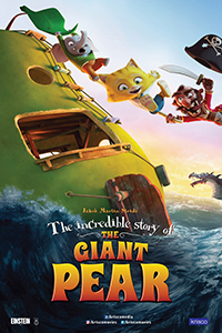 The Giant Pear (2D) (G) (Eng)