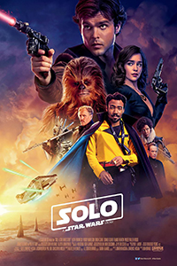 Solo: A Star Wars Story (2D) (PG15) (Eng)