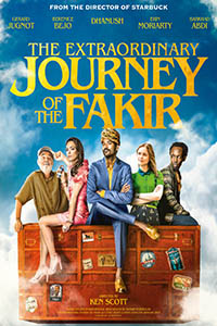 The Extraordinary Journey of the Fakir (2D) (18TC) (Eng)