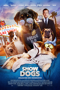Show Dogs (2D) (18TC) (Eng)