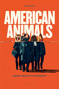 American Animals (2D) (18TC) (Eng)