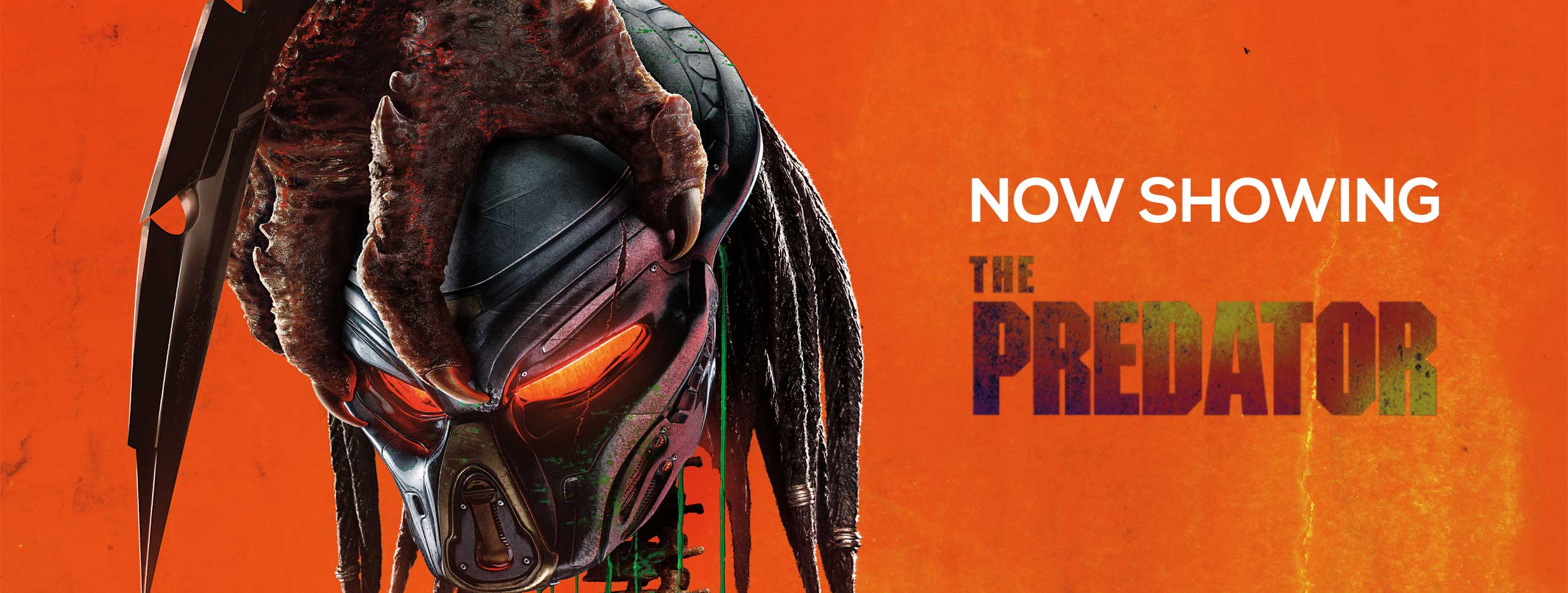 The Predator (2D) (PG15) (Eng)
