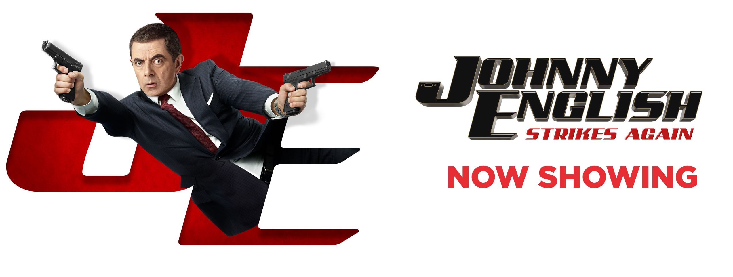 Johnny English Strikes Again (2D) (PG) (Eng)