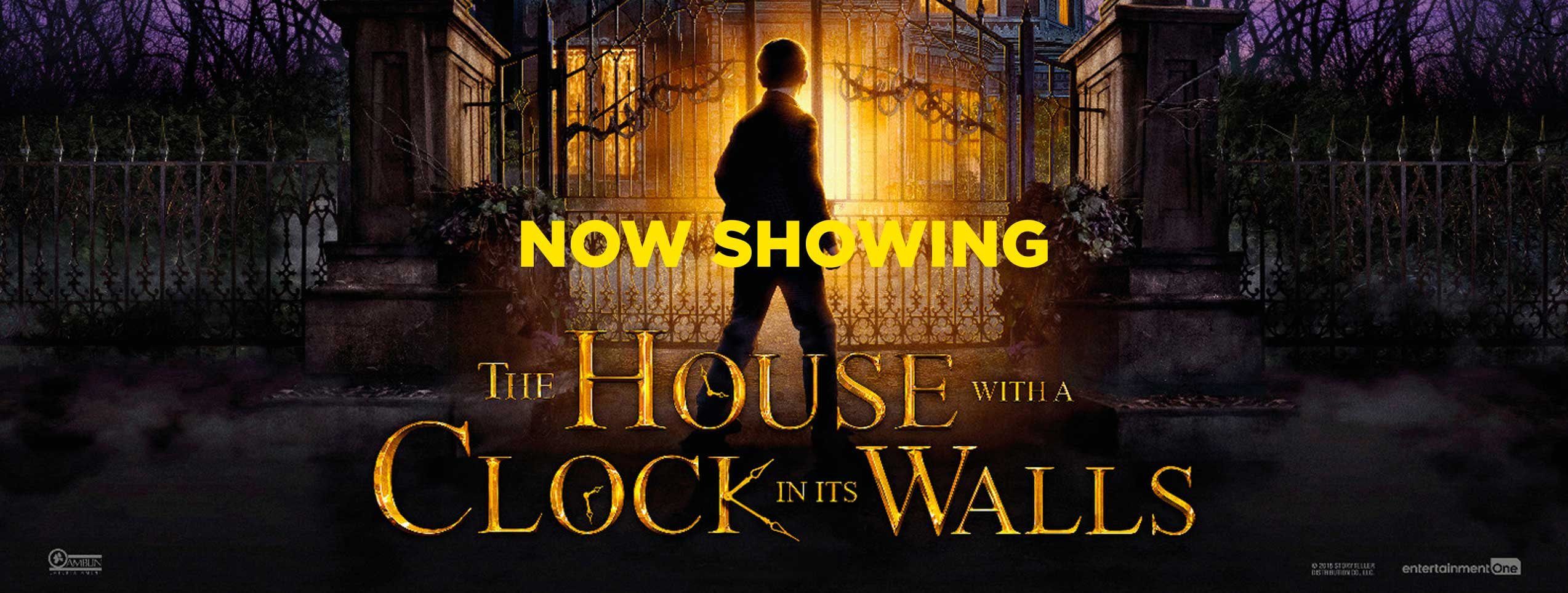 House with a Clock in Its Walls (2D) (PG) (Eng)