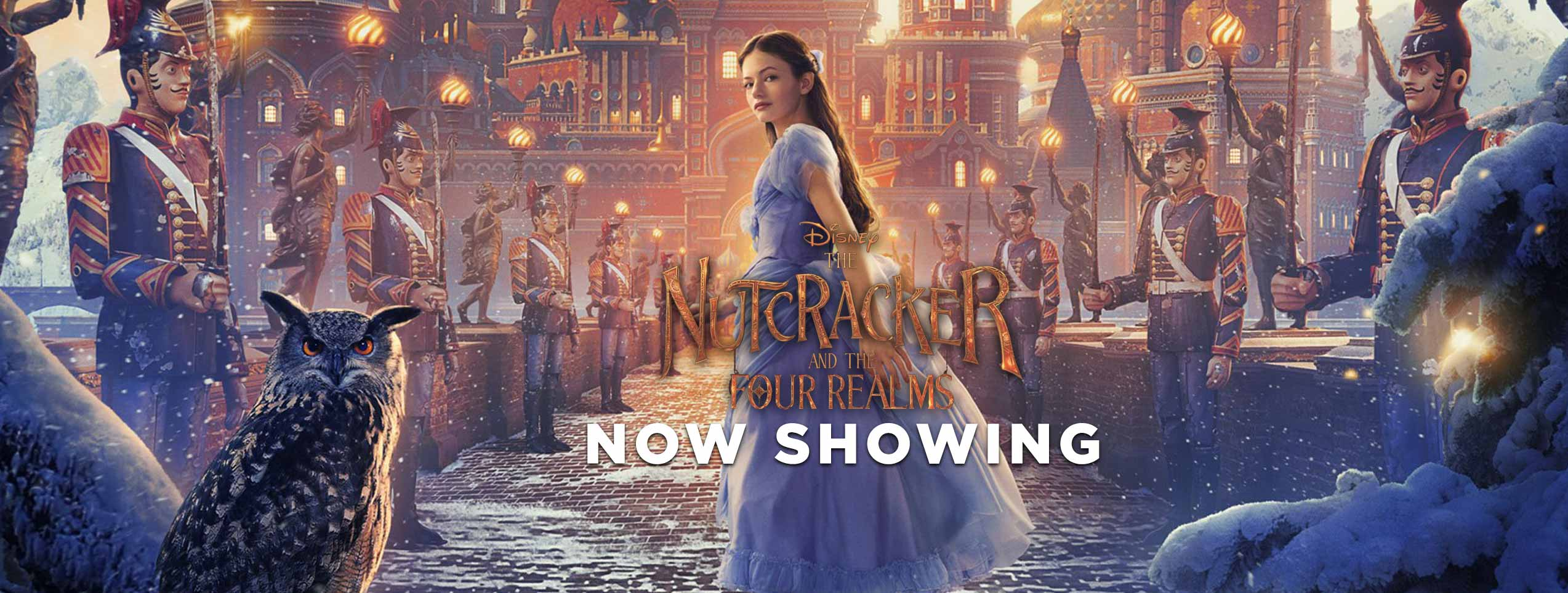 The Nutcracker and the Four Realms (2D) (G) (Eng)