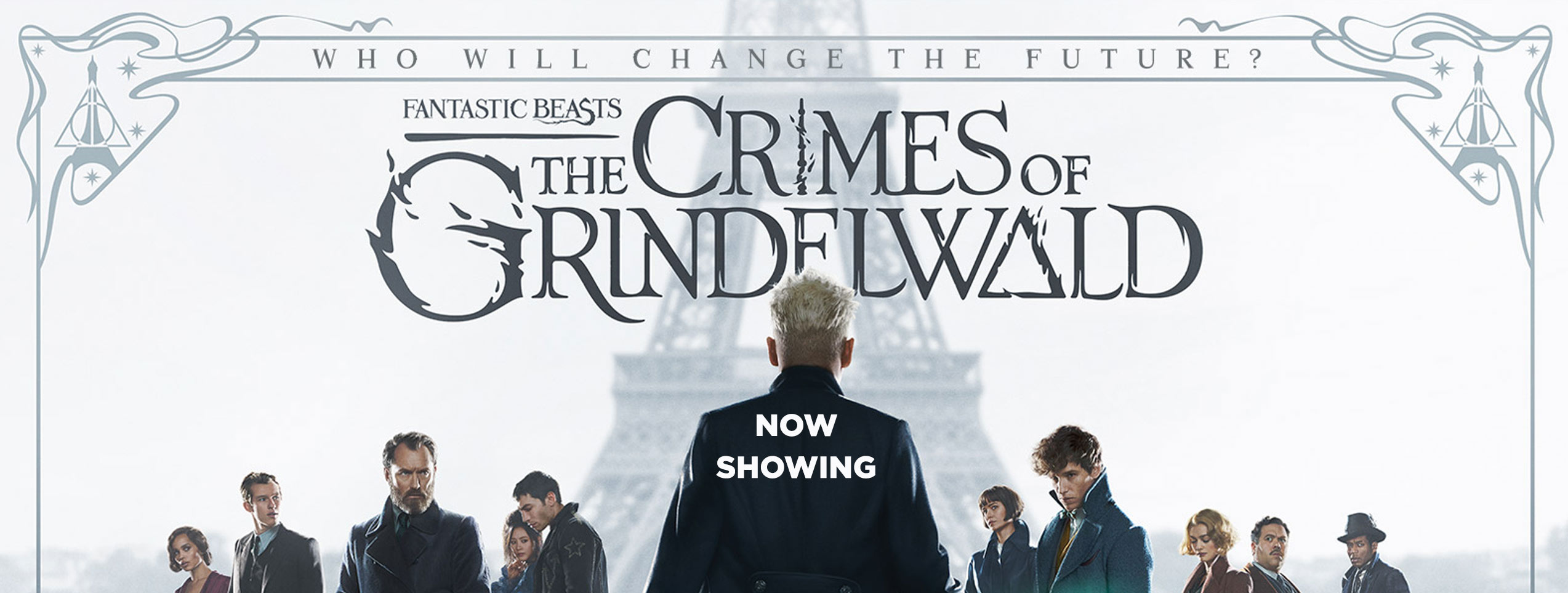 Fantastic Beasts: The Crimes of Grindelwald (2D) (PG13) (Eng)