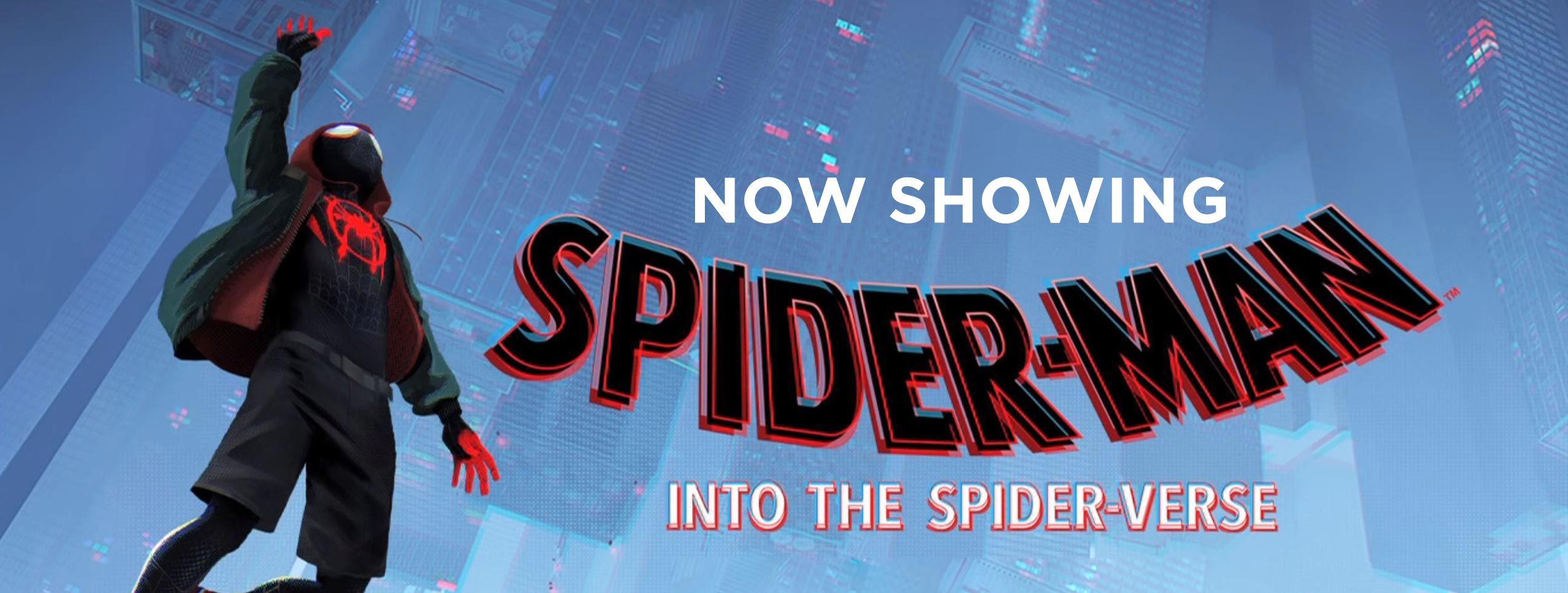 Spider-Man: Into the Spider-Verse (2D) (PG) (Eng)