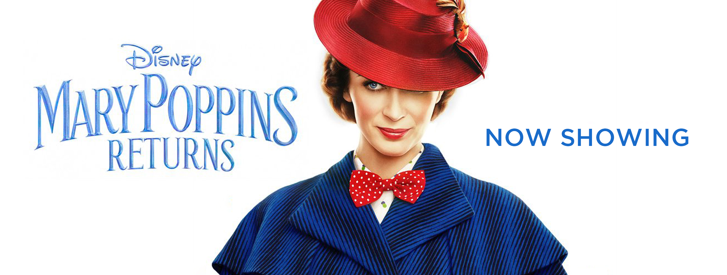 Mary Poppins Returns (2D) (PG) (Eng)
