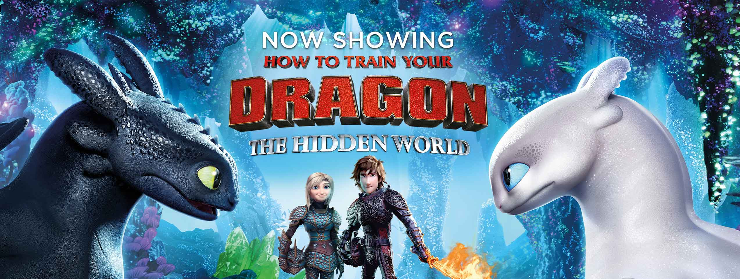 How to Train Your Dragon 3 (2D) (G) (Eng)