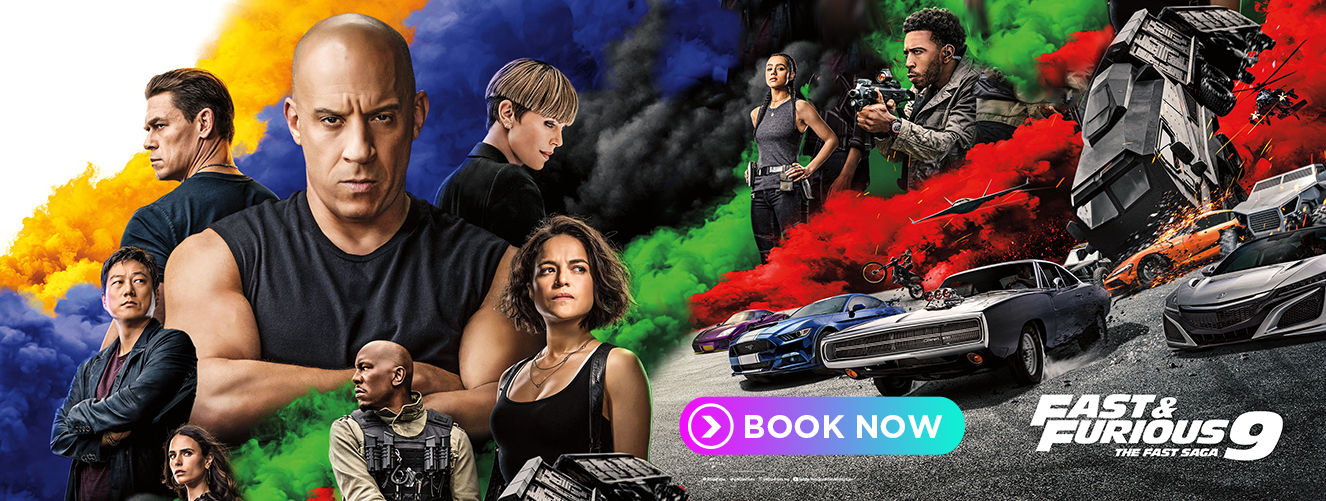 FAST AND FURIOUS 9 (2D)