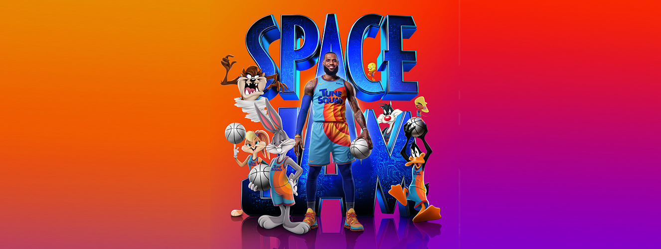 Space Jam A New Legacy (2D) (PG) (ENG)